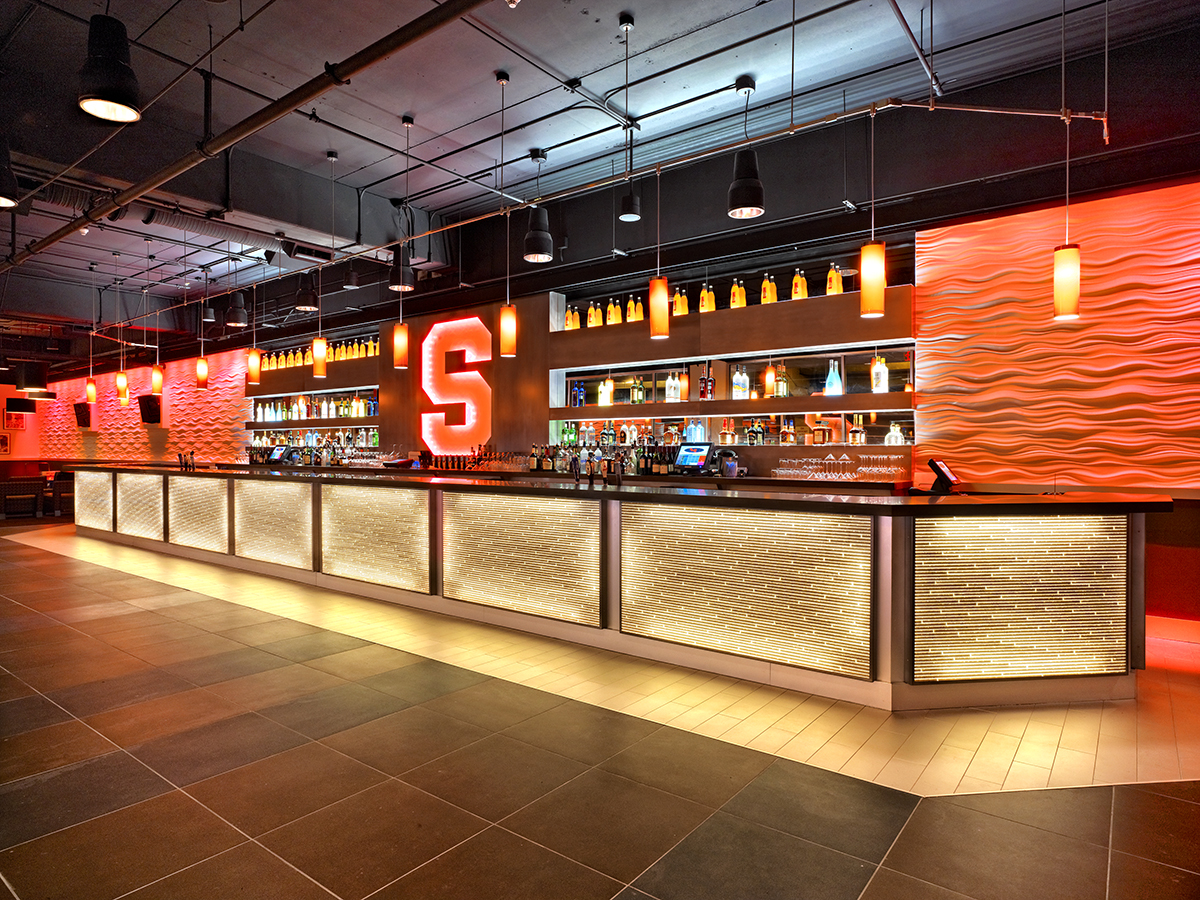 Syracuse Carrier Dome Lounge